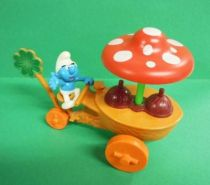 The Smurfs Maxi Kinder - Ferrero - The Ice Cream Bike Smurf