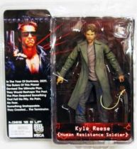 The Terminator - Kyle Reese (Human Resistance Soldier) - Neca