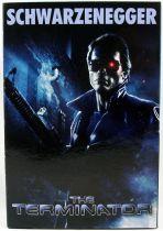 The Terminator - T-800 (Police Station Assault) Ultimate Figure - Neca