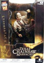 The Texas Chainsaw Massacre - 14inch Leatherface - McFarlane Toys Movie Maniacs Series 7