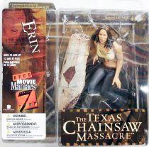 The Texas Chainsaw Massacre - Erin - McFarlane Toys Movie Maniacs Series 7