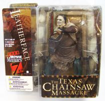 The Texas Chainsaw Massacre - Leatherface - McFarlane Toys Movie Maniacs Series 7