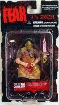 The Texas Chainsaw Massacre - Leatherface - Mezco Cinema of Fear 3 3/4 inch