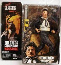 The Texas Chainsaw Massacre - Leatherface - NECA Cult Classics series 2 figure
