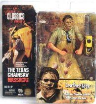 The Texas Chainsaw Massacre - Leatherface - NECA Cult Classics series 5 figure