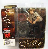 The Texas Chainsaw Massacre - Sheriff Hoyt - McFarlane Toys Movie Maniacs Series 7