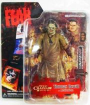 The Texas Chainsaw Massacre - Thomas Hewitt as Leatherface - Mezco Cinema of Fear series 3