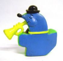 The Tifins - Pvc figure Bullyland - Tifin Trumpet Player