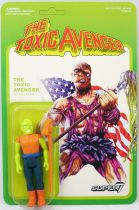 The Toxic Avenger - Super7 - ReAction Figure (cartoon version)