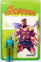 The Toxic Avenger - Super7 - ReAction Figure (movie version)