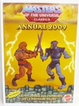 The unofficial encyclopedia to MOTUC figures vol.1: Annual 2009