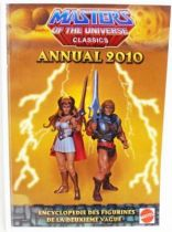 The unofficial encyclopedia to MOTUC figures vol.2 : Annual 2010