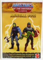 The unofficial encyclopedia to MOTUC figures vol.3: Annual 2011
