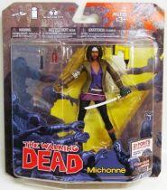 The Walking Dead (Comic Book) - Michonne