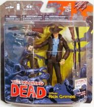The Walking Dead (Comic Book) - Officer Rick Grimes