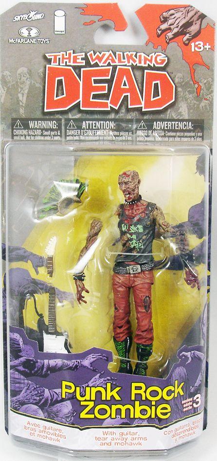 The Walking Dead (Comic Book) - Punk Rock Zombie