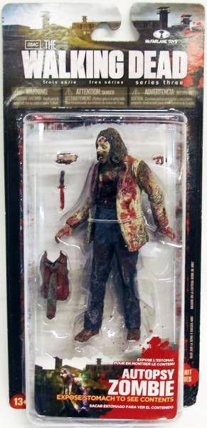 The Walking Dead (TV Series) - Autopsy Zombie