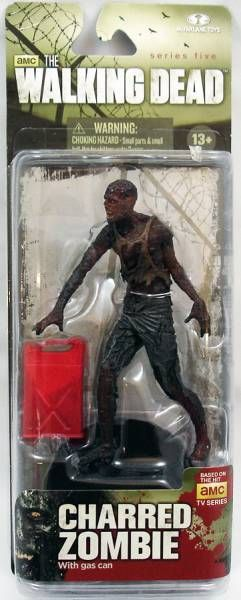 The Walking Dead (TV Series) - Charred Zombie