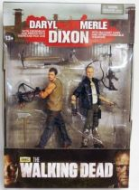 The Walking Dead (TV Series) - Daryl Dixon & Merle Dixon
