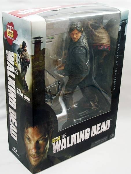 The Walking Dead (TV Series) - Daryl Dixon (Deluxe 10\'\' figure)