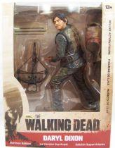 The Walking Dead (TV Series) - Daryl Dixon Survivor Edition (figurine Deluxe 25cm) 01