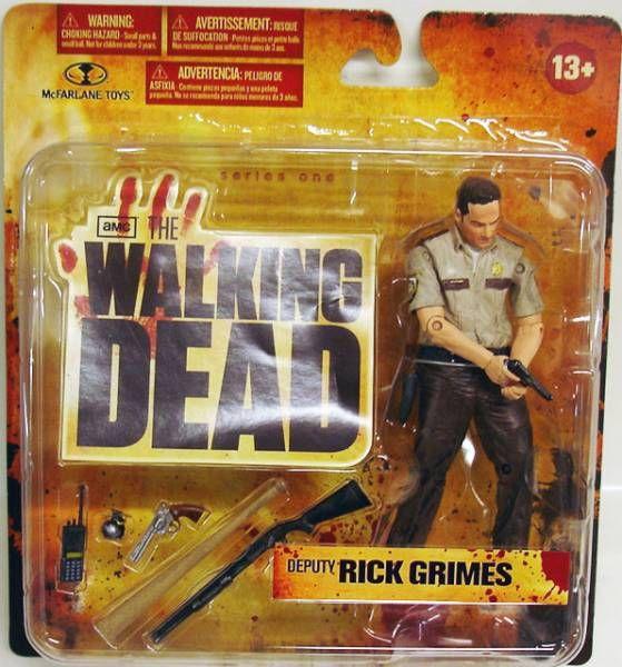 The Walking Dead (TV Series) - Deputy Rick Grimes