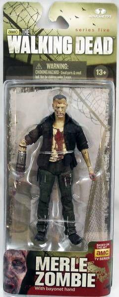 The Walking Dead (TV Series) - Merle Zombie