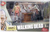 the_walking_dead_tv_series___morgan_jones___impaled_walker