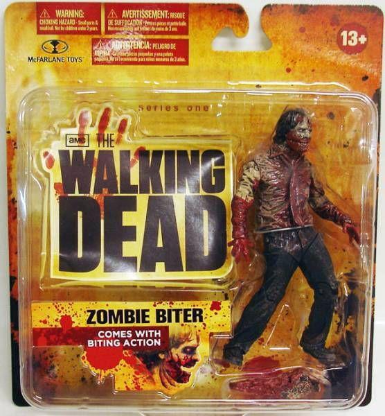 The Walking Dead (TV Series) - Zombie Biter