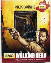 The Walking Dead Collector\'s Models - #01 Rick Grimes - Eaglemoss