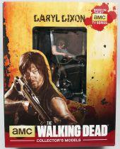 The Walking Dead Collector\'s Models - #02 Daryl Dixon - Eaglemoss