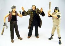 The Warriors (Les Guerriers de la nuit) - Mezco - Ajax, Cyrus & Baseball Fury 01