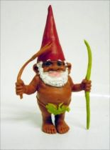 The world of David the Gnome - PVC Figure - African gnomes