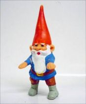 The world of David the Gnome - PVC Figure - David the Gnome overlapping