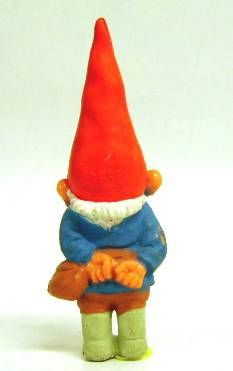 The world of David the Gnome - PVC Figure - David the Gnome