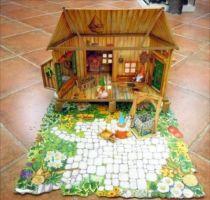 The world of David the Gnome - PVC Figure - David the Gnome\'s House
