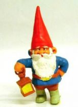 The world of David the Gnome - PVC Figure - David with a lantern