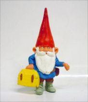 The world of David the Gnome - PVC Figure - Doctor David the Gnome