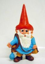 The world of David the Gnome - PVC Figure - Gaucho Gnome