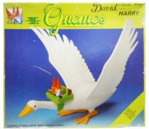 The world of David the Gnome - PVC Figure - Harry the Swan