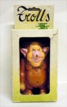 The world of David the Gnome - PVC Figure - Hooley the Troll (with Box)