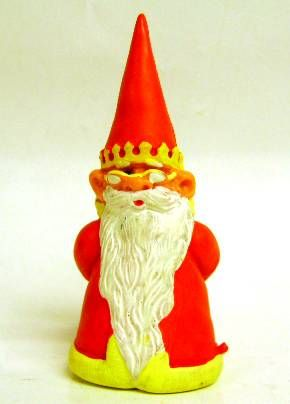The world of David the Gnome - PVC Figure - King