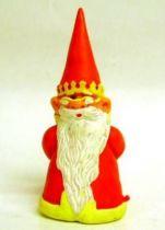 The world of David the Gnome - PVC Figure - King