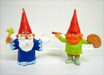 The world of David the Gnome - PVC Figure - Klaus and Dani