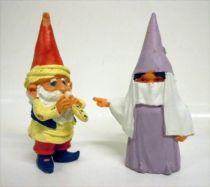The world of David the Gnome - PVC Figure - Oriental gnomes