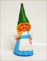 The world of David the Gnome - PVC Figure - Susan (blue dress)