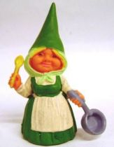 The world of David the Gnome - PVC Figure - Susan cooks