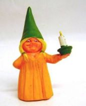 The world of David the Gnome - PVC Figure - Susan out of nightdress