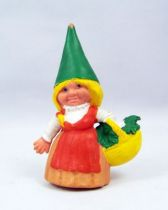 The world of David the Gnome - PVC Figure - Susan with her basket