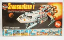 The World of Gerry Anderson - Airfix Plastic Kit - Starcruiser 1
